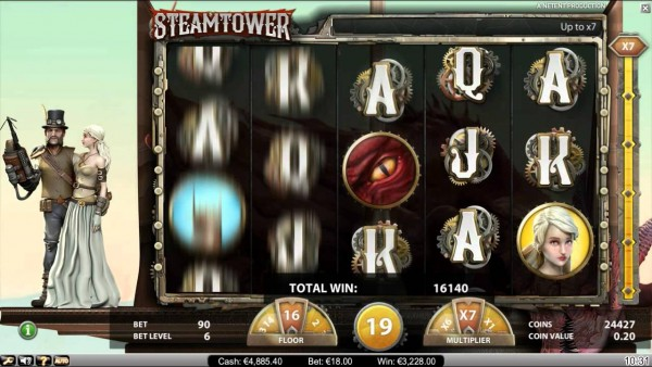 steamtower-mrcasinon