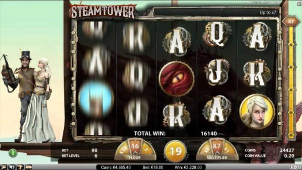 steamtower-mrcasinon