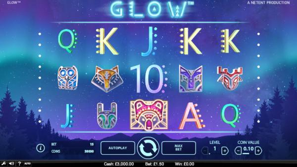 Glow-NetEnt