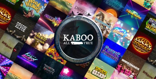 Kaboo-Spelutbud